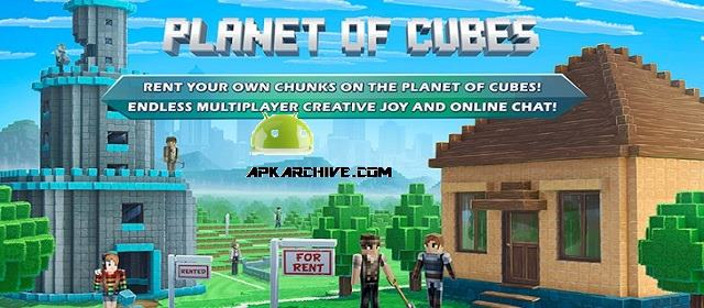 Planet of Cubes Premium Apk