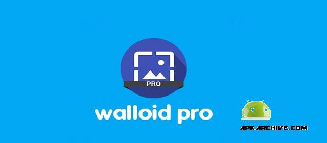 Walloid HD Stock Wallpapers Pro Apk