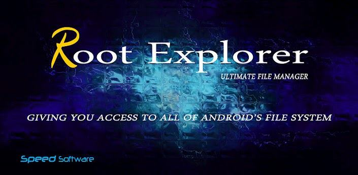 Root Explorer v4.0.1 APK