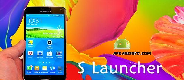 S Launcher Prime (Galaxy S5 Launcher) Apk