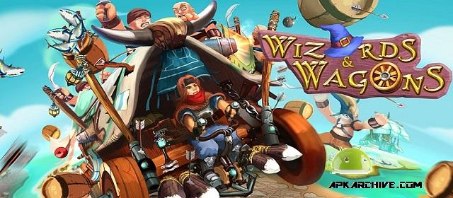Wizards and Wagons Apk