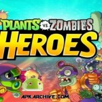 Plants vs. Zombies™ Heroes v1.34.5 MOD APK