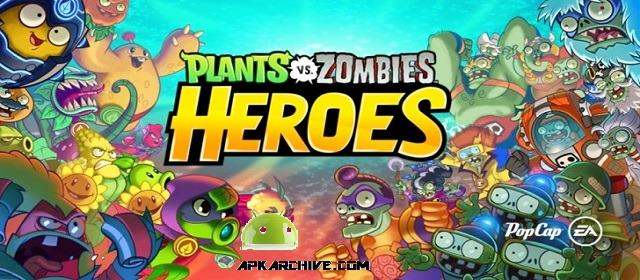 Plants vs. Zombies™ Heroes v1.0.19 APK