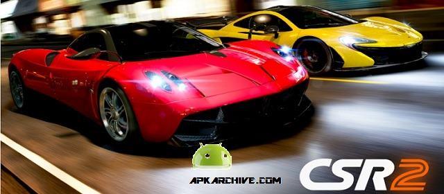 CSR Racing 2 v1.9.3 [MOD] APK
