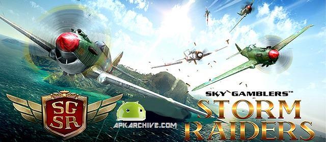 Sky Gamblers: Storm Raiders Apk