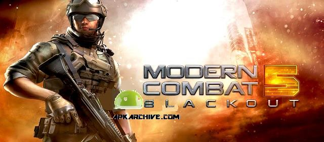 Modern Combat 5: Blackout Apk