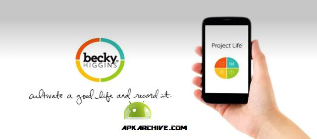 Project Life – Scrapbooking v2.1 APK