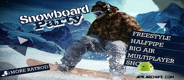 Snowboard Party Apk
