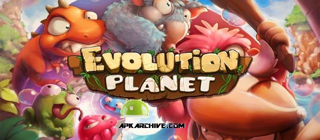 Evolution Planet: Gold Edition Apk