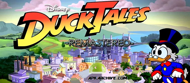 DuckTales: Remastered Apk