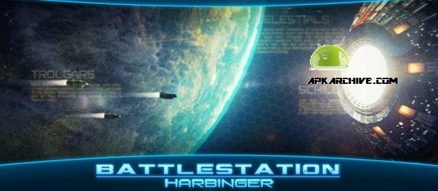Battlestation: Harbinger Apk