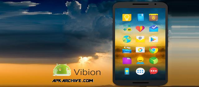 Vibion Icon Pack Apk