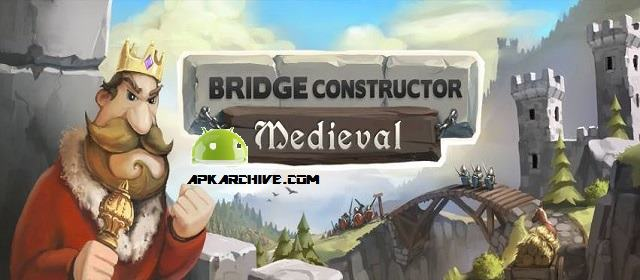 Bridge Constructor Medieval v1.5 APK
