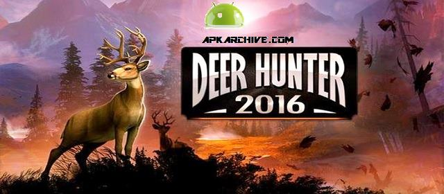DEER HUNTER 2016 Apk