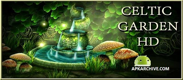 Celtic Garden HD apk