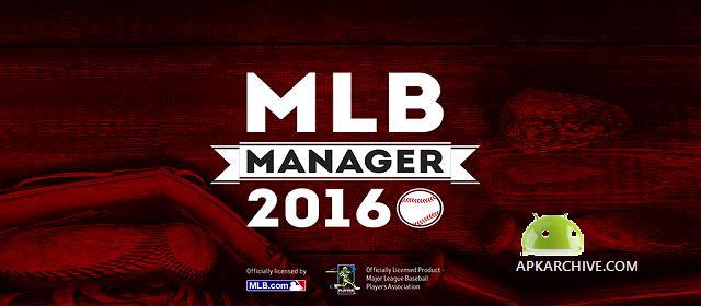 MLB Manager 2016 Apk