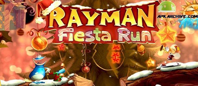 Rayman Fiesta Run apk