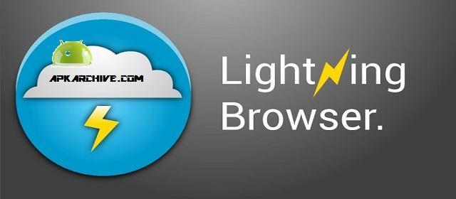 Lightning Browser Pro apk