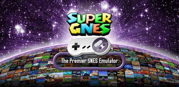 SuperRetro16 (SNES Emulator) v1.6.13 APK