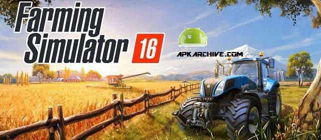 Farming Simulator 16 v1.1.0.9 APK