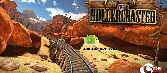Cmoar Roller Coaster VR Apk
