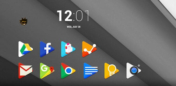 PLAY - Icon Pack Apk