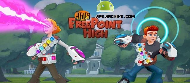 The Ables: Freepoint High Apk