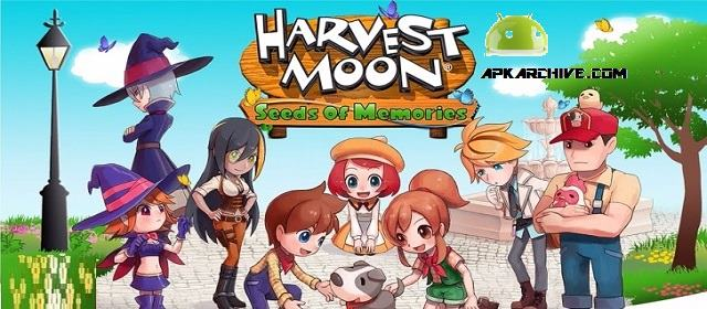 HARVEST MOON:Seeds Of Memories v1.0 APK