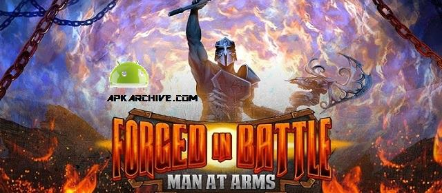 Forged in Battle: Man at Arms Apk