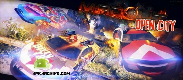 APK MANIA™ Full » MadOut Open City v5 APK