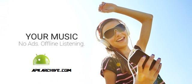 Music Player : Rocket Player Premium v4.1.58 APK
