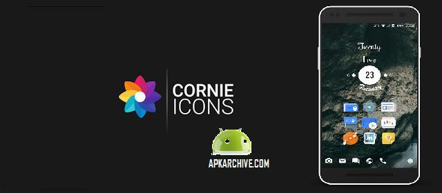 Cornie icons v3.2.8 APK