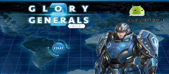 Glory of Generals2: ACE Apk