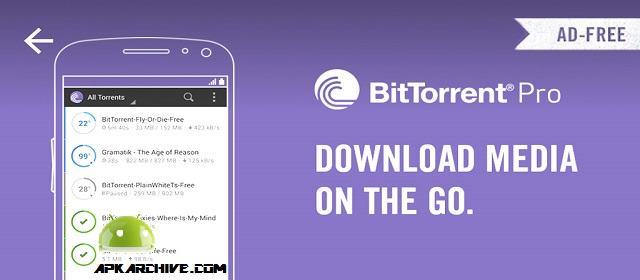 BitTorrent® Pro - Torrent App v3.27 APK