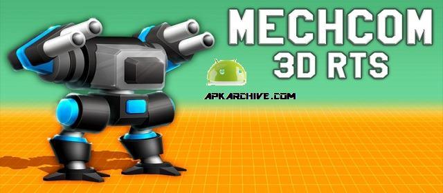 MechCom 2 - 3D RTS Apk