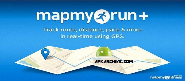 APK MANIA Full Run With Map My Run V APK - Map my distance