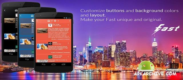 Fast Pro – Alternative Client v3.5.5 APK