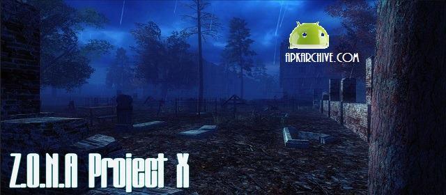 Z.O.N.A Project X Redux Apk