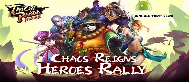 Taichi Panda: Heroes Apk