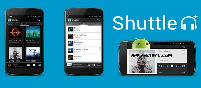 Shuttle+ Music Player v1.6.0 Final APK