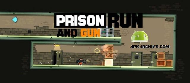 Prison Run and Gun v1.0.1 APK