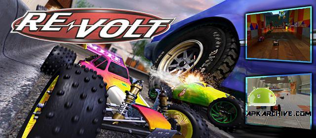 RE-VOLT Classic 3D (Premium) v1.2.9 APK