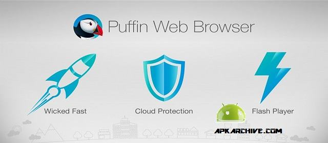 APK MANIA™ Full » Puffin Browser Pro APK