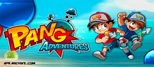 Pang Adventures Apk