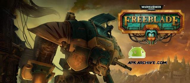 Warhammer 40,000: Freeblade v1.6.1 Apk