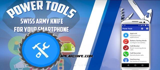 Power Tools v2.0.1 APK