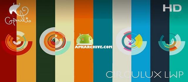 Circulux LWP Apk