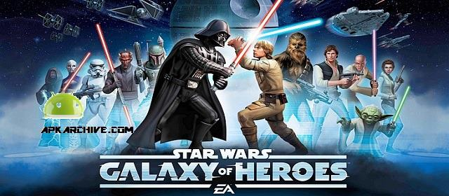 Star Wars™: Galaxy of Heroes v0.4.137192 [MOD] APK