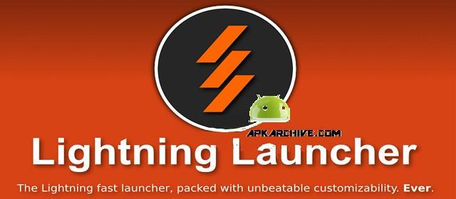 Lightning Launcher Apk