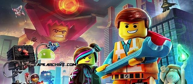 The LEGO ® Movie Video Game Apk